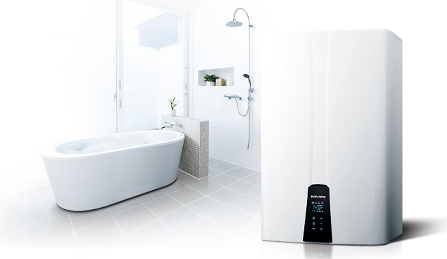 Navien Tankless Water Heaters From Watters Plumbing