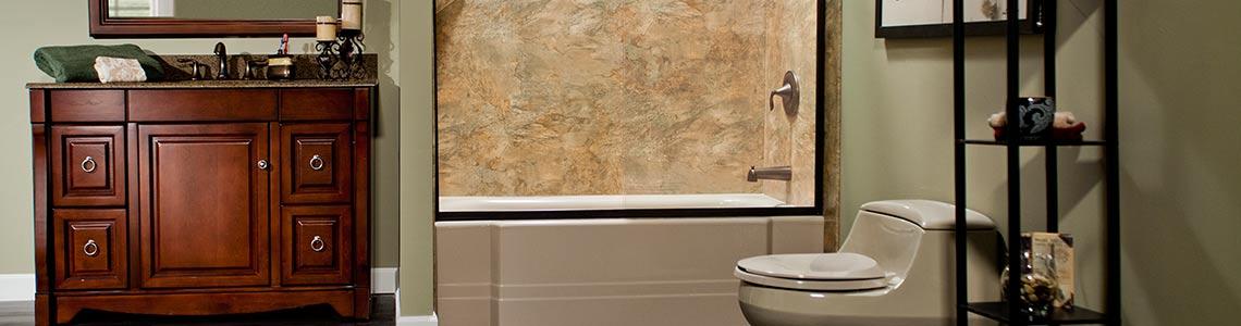 Bathroom Conversions with Bath Planet