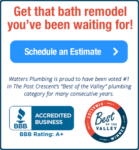 Schedule a bath remodel estimate today!